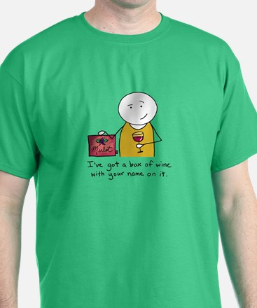 Boxed Wine - T-Shirt