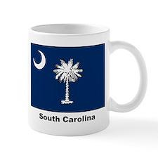 South Carolina State Flag Mug