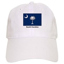 South Carolina State Flag Baseball Cap