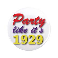 "Party 3.5"" Button"