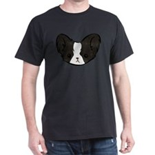 Bobble Chihuahua (longhair mo T-Shirt