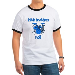 Little Brothers Roll DRUMS T