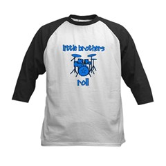 Little Brothers Roll DRUMS Tee