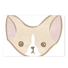 Bobble Chihuahua (shorthair c Postcards (Package o
