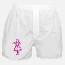 Drink Me Pink Boxer Shorts