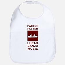 Paddle faster I here banjo mu Bib