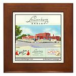 Lowenberg Bakery Framed Tile