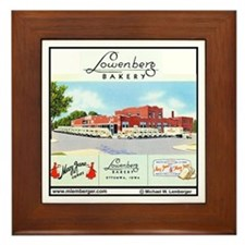 Lowenberg Bakery Framed Tile