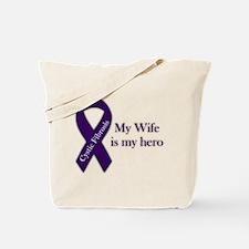 Wife CF Hero Tote Bag