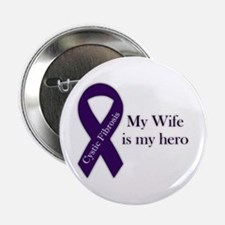 "Wife CF Hero 2.25"" Button"