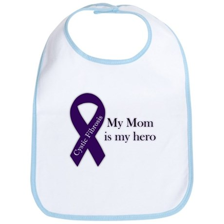 Mom CF Hero Bib