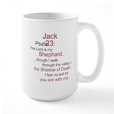 Jack Shephard-Psalm 23/ Mug