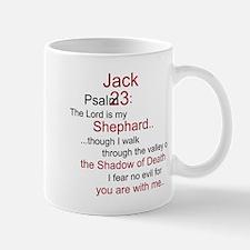 Jack Shephard-Psalm 23/ Small Small Mug