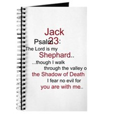 Jack Shephard-Psalm 23/ Journal