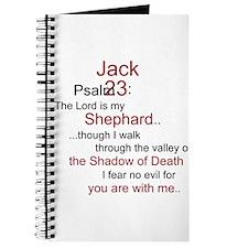 Jack Shephard-Psalm 23/ Journal
