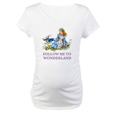 FOLLOW ME TO WONDERLAND Shirt