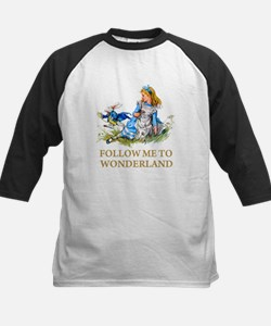FOLLOW ME TO WONDERLAND Tee
