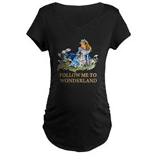 FOLLOW ME TO WONDERLAND T-Shirt