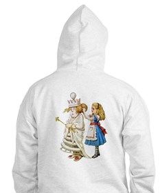 FOLLOW ME TO WONDERLAND Hoodie