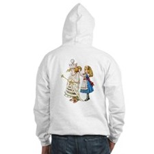 FOLLOW ME TO WONDERLAND Hoodie Sweatshirt