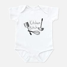 Kitchen Bitch - Infant Bodysuit
