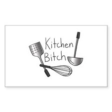 Kitchen Bitch - Decal