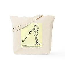 1914 Glassblower Tote Bag