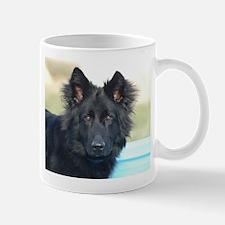 long coated shepherd Mug