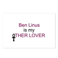Ben's my Other Lover / Postcards (Package of 8)