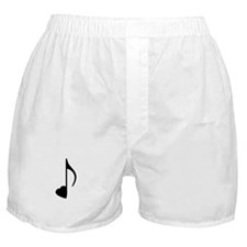 Eighth Love Notes Boxer Shorts
