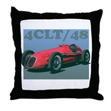 The 4CLT/48 Throw Pillow