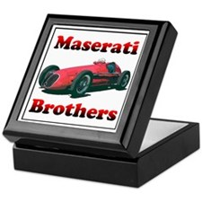 Unique Maserati Keepsake Box