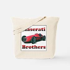 Unique Maserati Tote Bag