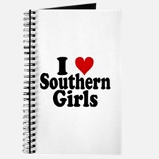 I Heart Southern Girls Journal