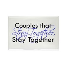 Couples that stray ... Rectangle Magnet (100 pack)