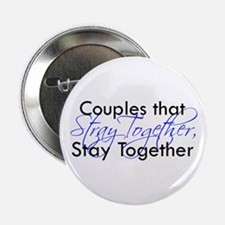 """Couples that stray ... 2.25"""" Button"""