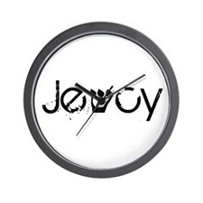 Cute Jews Wall Clock