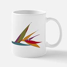 Bird of Paradise Flower Mug