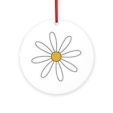 Daisy Keepsake (Round)