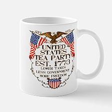 United States Tea Party Mug