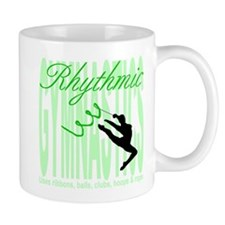"Mint ""Rhythmic Gymnastics"" Mug"