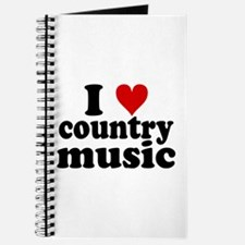 I Heart Country Music Journal