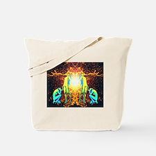 Kosmik Orgone Tote Bag