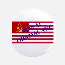 """Repeal Obamacare 3.5"""" Button (100 pack)"""