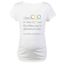 I have CDO ... Shirt