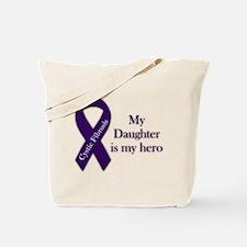 Daughter CF Hero Tote Bag