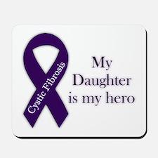 Daughter CF Hero Mousepad