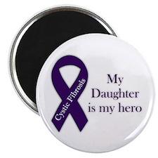 """Daughter CF Hero 2.25"""" Magnet (10 pack)"""