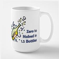 ZeroToNaked Mugs