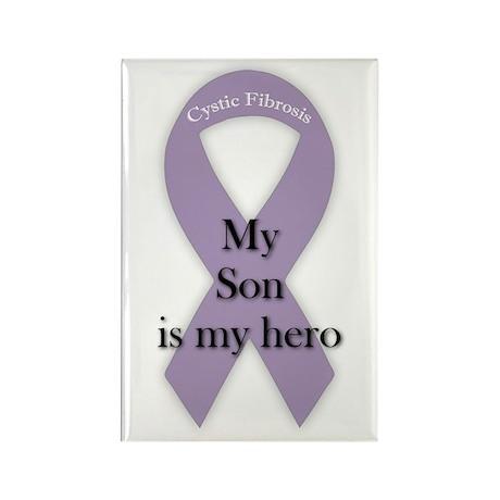 Son CF Hero Rectangle Magnet